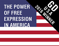 The Power of Free Expression Book Cover Design