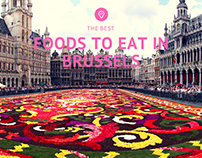 The Best Foods to Eat in Brussels