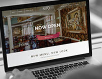 MIO ITALIAN KITCHEN WEB DESIGN