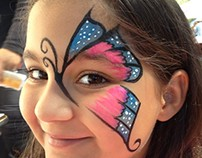 DIY Do It Yourself Easy and Affordable Easy Face paint
