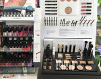 Espositore durevole make Up