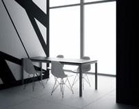 Minimal Living Room | 2013