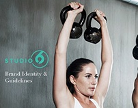 Studio 6 - Fitness Branding