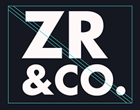 Zarzour New logo Concept and Website UX/UI