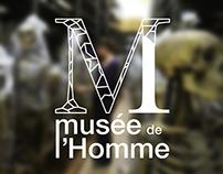 Musée de l'Homme - Identity