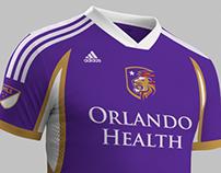 Orlando City Football Club - Brand ID Proposal