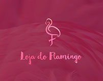 Branding Loja do Flamingo