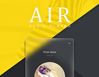 air auido player