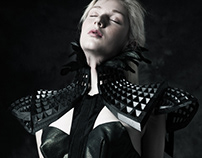 ENTITY DRESS - 3D PRINTING