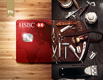 HSBC - Digital Ads