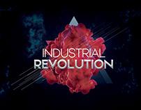 Industrial Revolution Festival Social Media & Branding