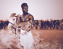 HOW THIS AFRICAN KING DESTROYED AN ENTIRE ARMY SOLO