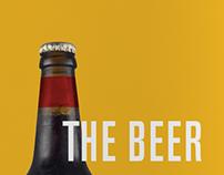 961 Beer Rebranding