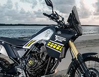 Yamaha T7 Tenere 700 World Raid