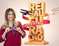 Campanha de Reinauguração Sup. Tatico - Loja Centro