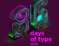 36 Days of type 2018