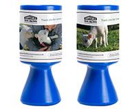Coppershell Farm Sanctuary Collection Pot Labels