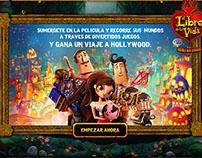 El libro de la vida - Juegos app