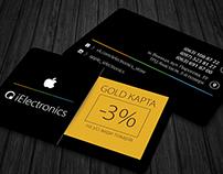 Discount Card iElectronics