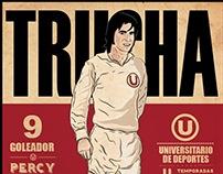 """Percy """"EL Trucha"""" Rojas"""