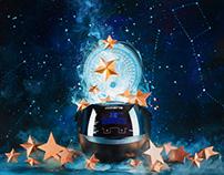 Polaris: Home Appliances with stars
