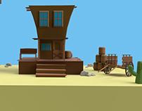 Tiny western