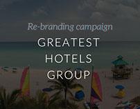 GHG re-branding campaign