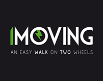 IMOVING An easy walk on two wheels