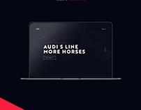 Audi 2018 re-design concept