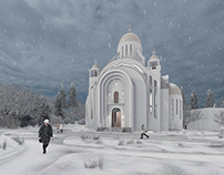 Church in Lviv