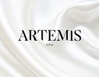 ARTEMIS / Bridal Wear Visual Identity