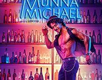 MUNNA MICHAEL poster 2