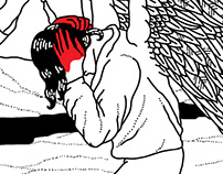 Иллюстрации к книге «Великий туман» / Illustrations