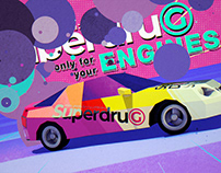 SUPERDRUG 4 UR ENGINES!