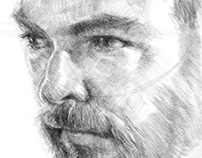 Chris Hemsworth sketch