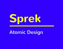 """Design Jam 3 - """"Atomic Design"""""""
