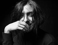 Juana Del Rio // Portrait
