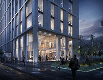 Colindale Offices, UK