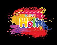Free Holi vector