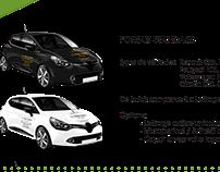 Brochure tarifs lettrage véhicules