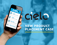 Cielo Mobile - Product Placement