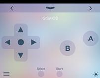 iOS Controller Center for GBA4iOS