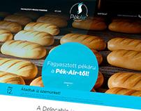 Pek-Air Brand design