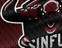 Sinful Waster | Mascot Logo