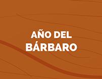 Año del Bárbaro // Ilustración
