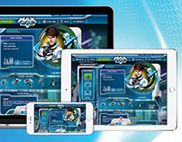 Max Steel - Digital Brand Refresh