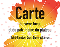 Carte du vivre local 2018