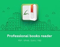 LIRBI Reader App