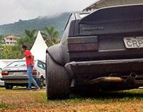 Volkswagen Gol Badass - BubbleGun Treffen