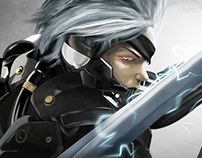 Fan Art Raiden